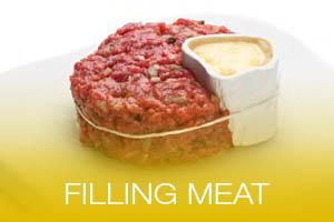 Filling Meat Tapas
