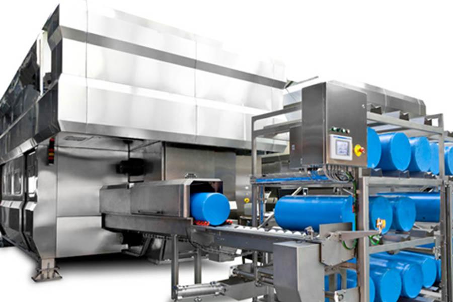 procesador alimentos altas presiones en frio